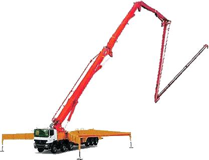 concrete boom pump hire brisbane
